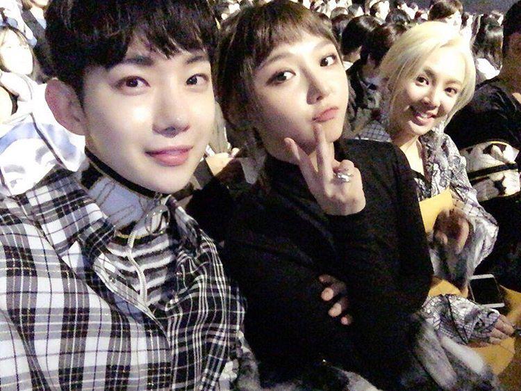 hyoyeon-triplet-fashion-week