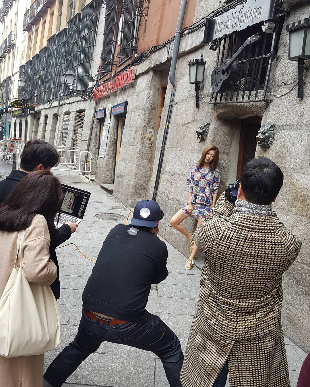 sooyoung madrid