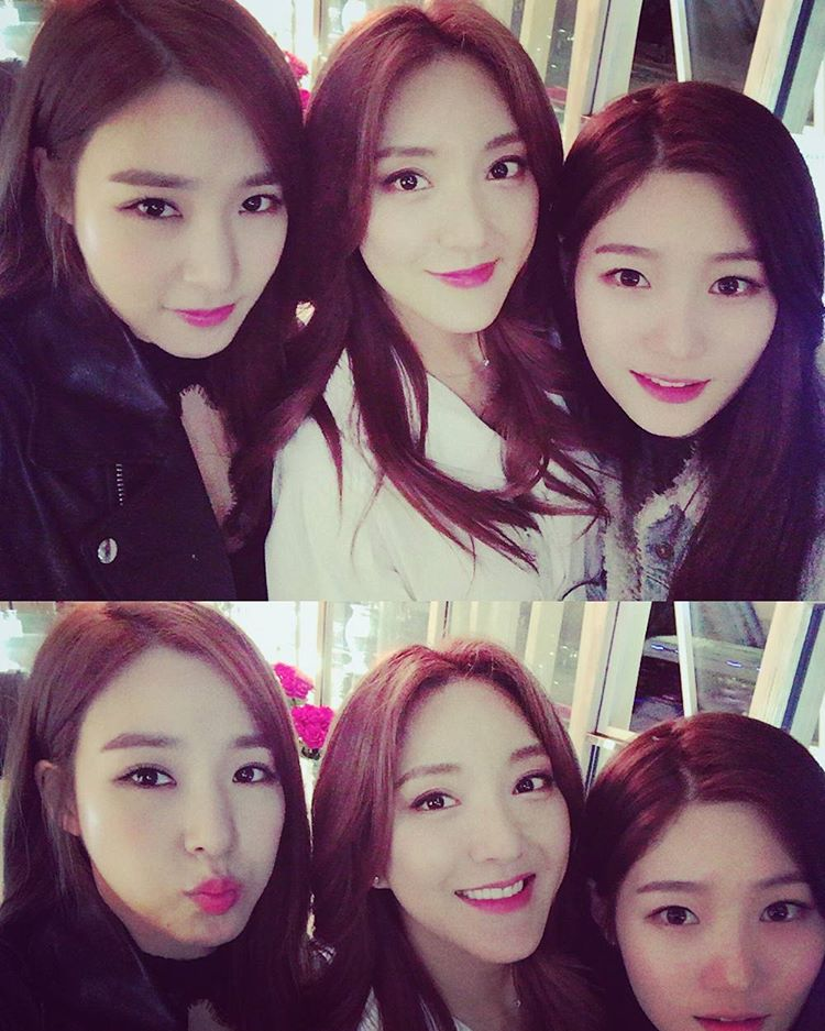 tiffany bada chaeyeon