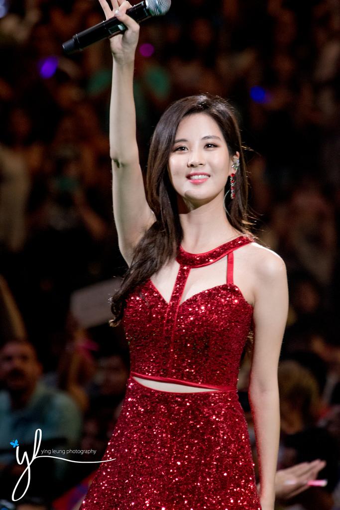 seohyun is lit