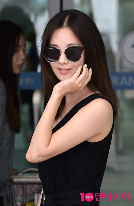 seohyun too cool