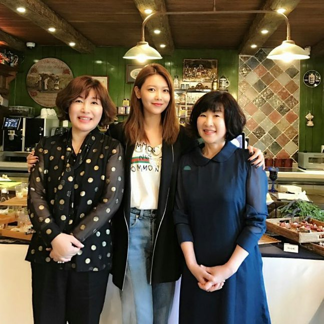 sooyoung the queen cafe