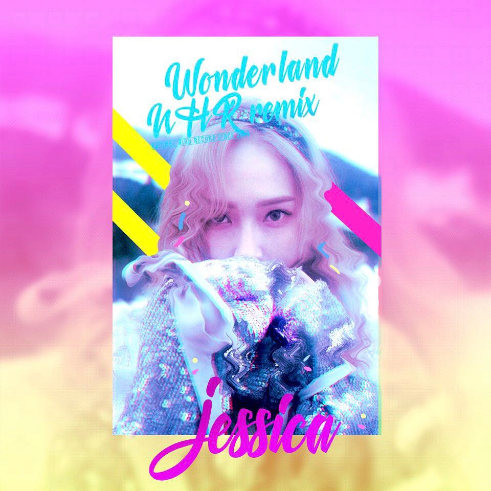 jessica wonderland remix