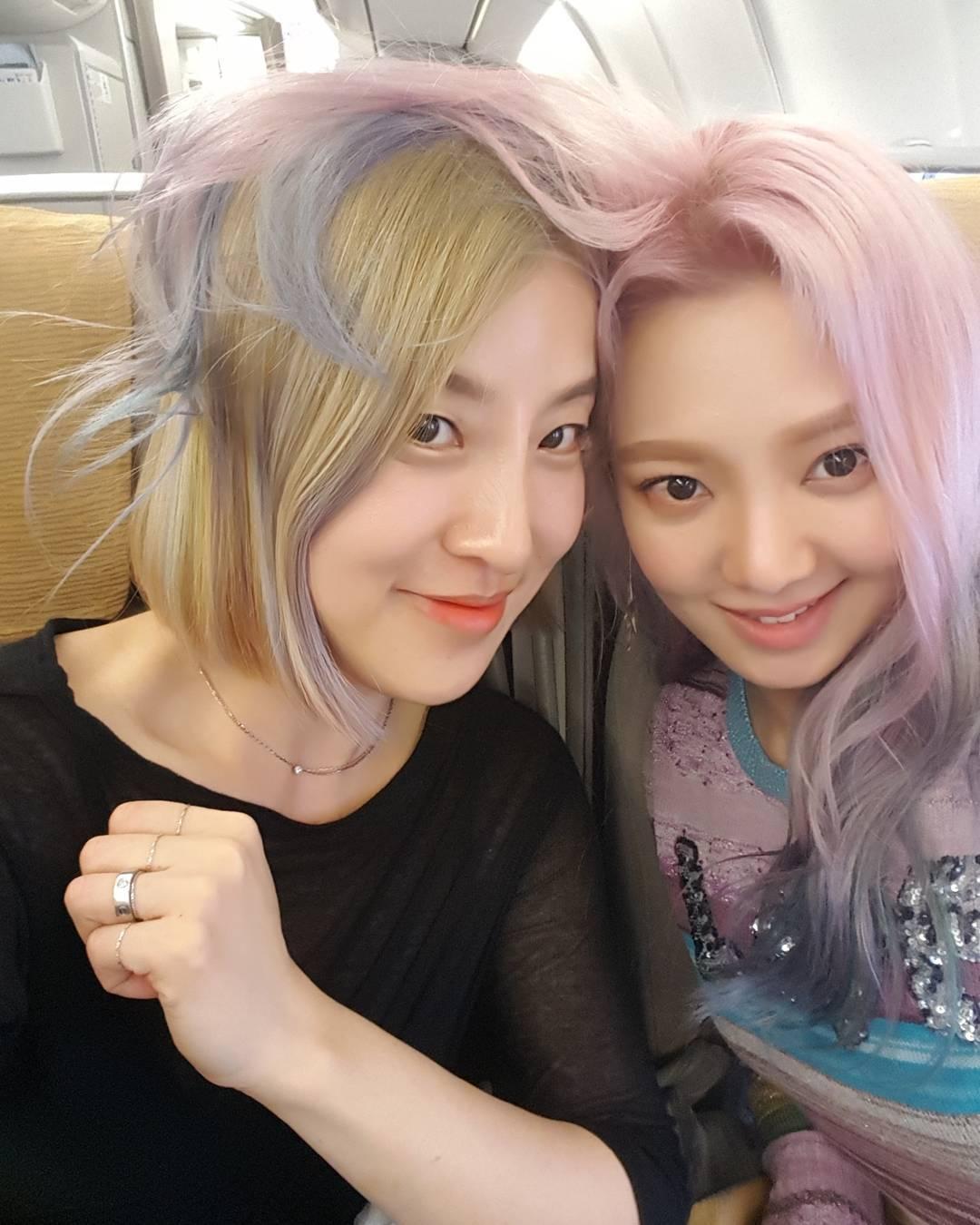 hyoyeon sookyung