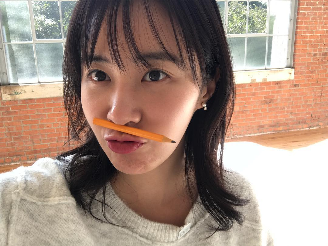 yuri nice mustache