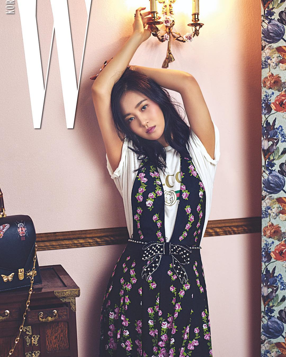 yuri the w is for wow