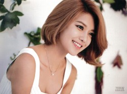sooyoung is soo amazing