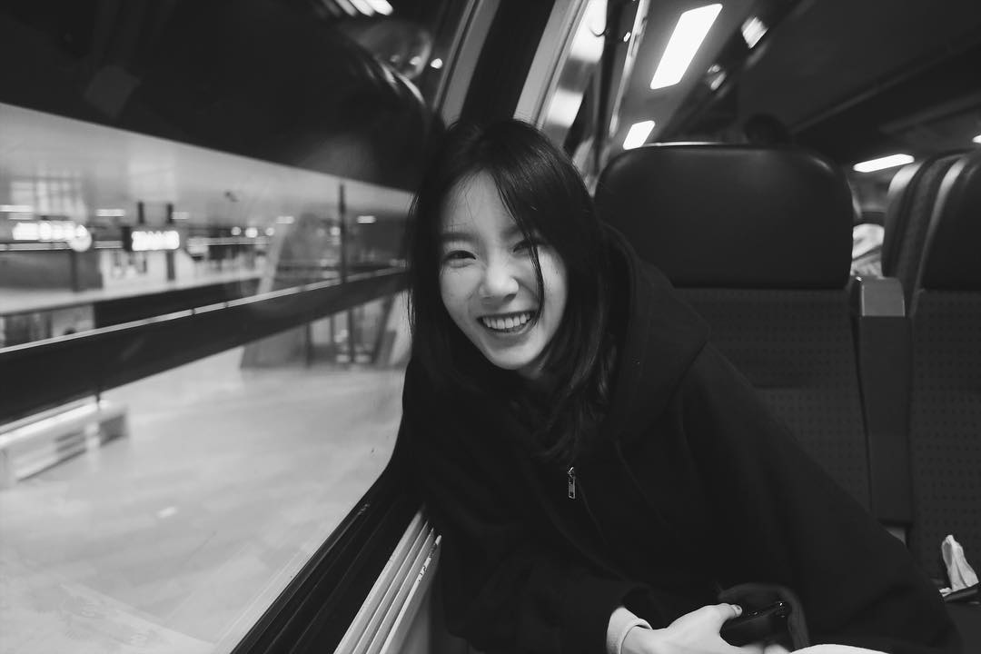 taeyeon wow i miss your smile