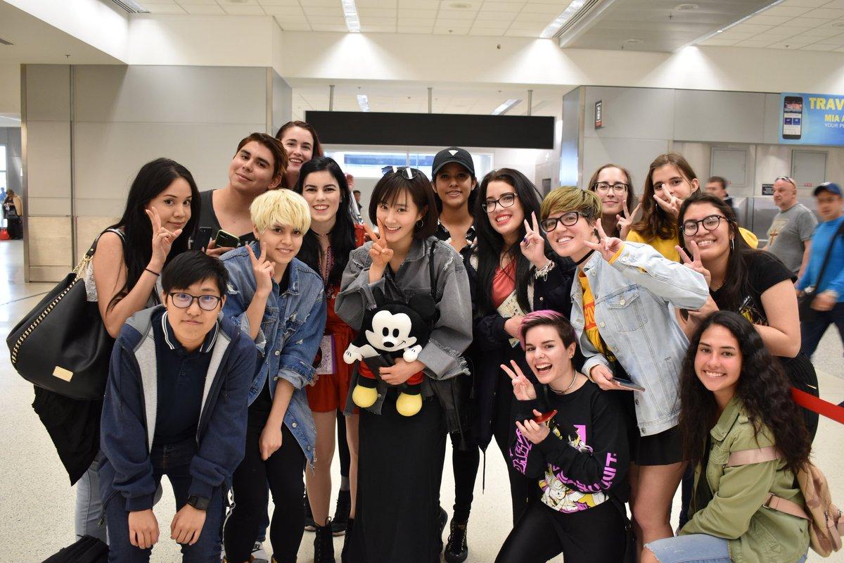 yuri miami fans