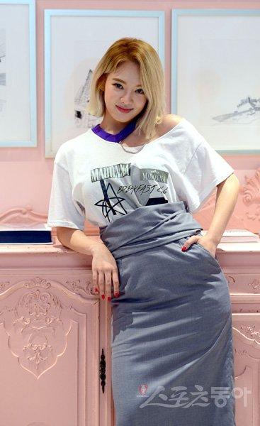hyoyeon donga