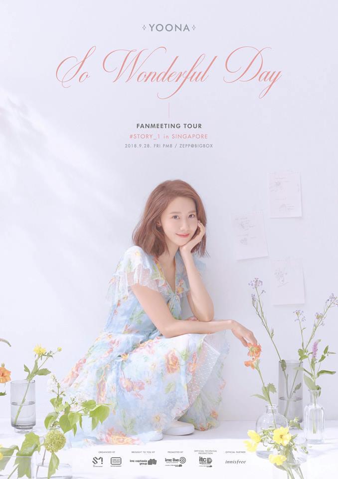 yoona so wonderful day story 1
