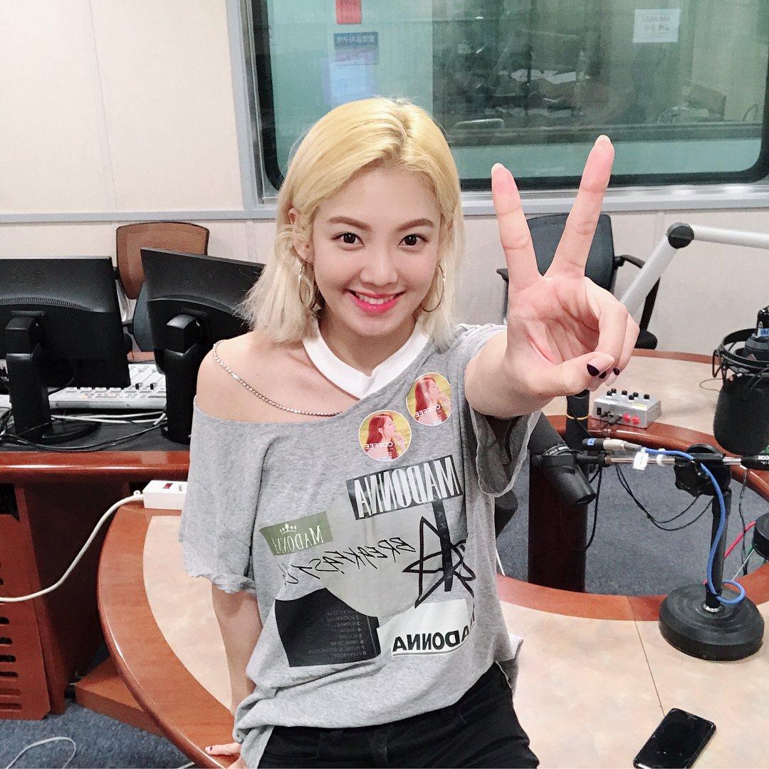 hyoyeon for world peace