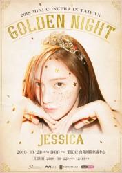 jessica golden night