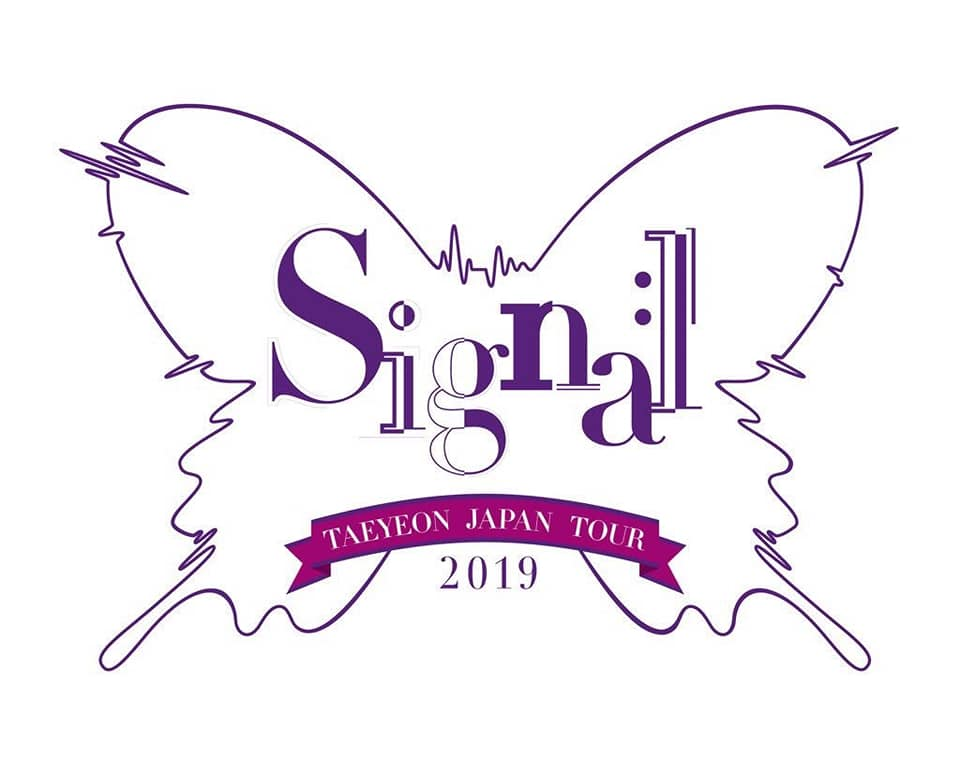 taeyeon signal japan tour 2019
