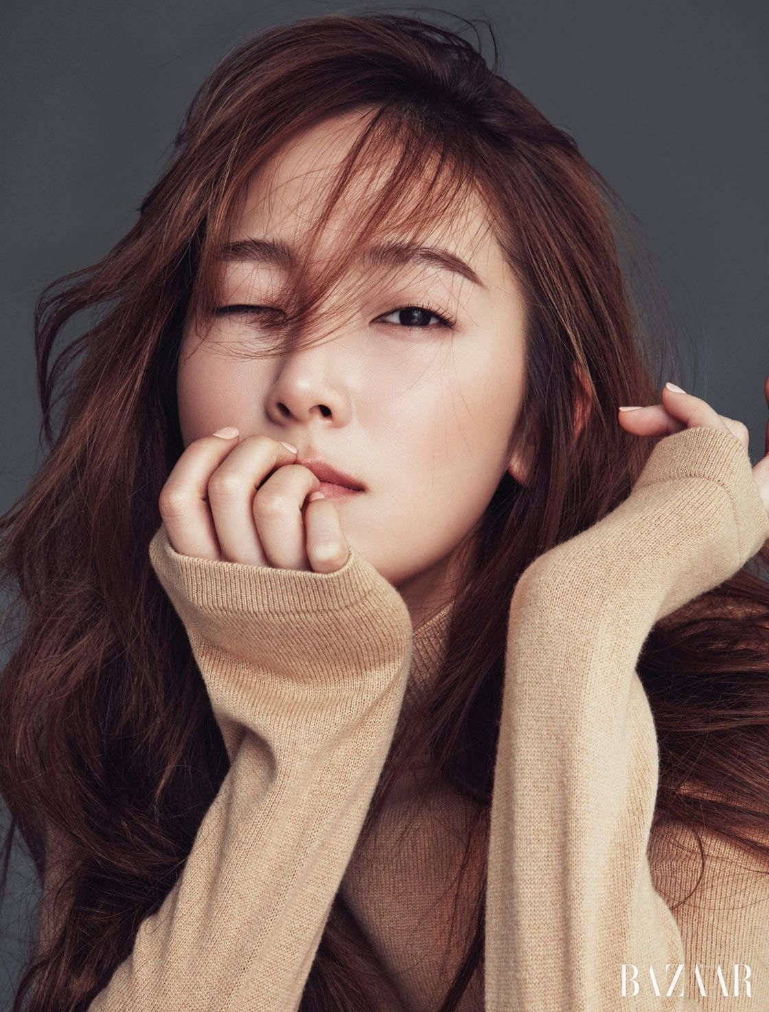 I Surrender My Heart: A Portrait of Jessica for Her 31st